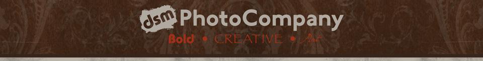 dsmPhotoCompany logo